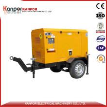 20kw/25kVA 36A Mobile Type Natural Gas 25 kVA Generator