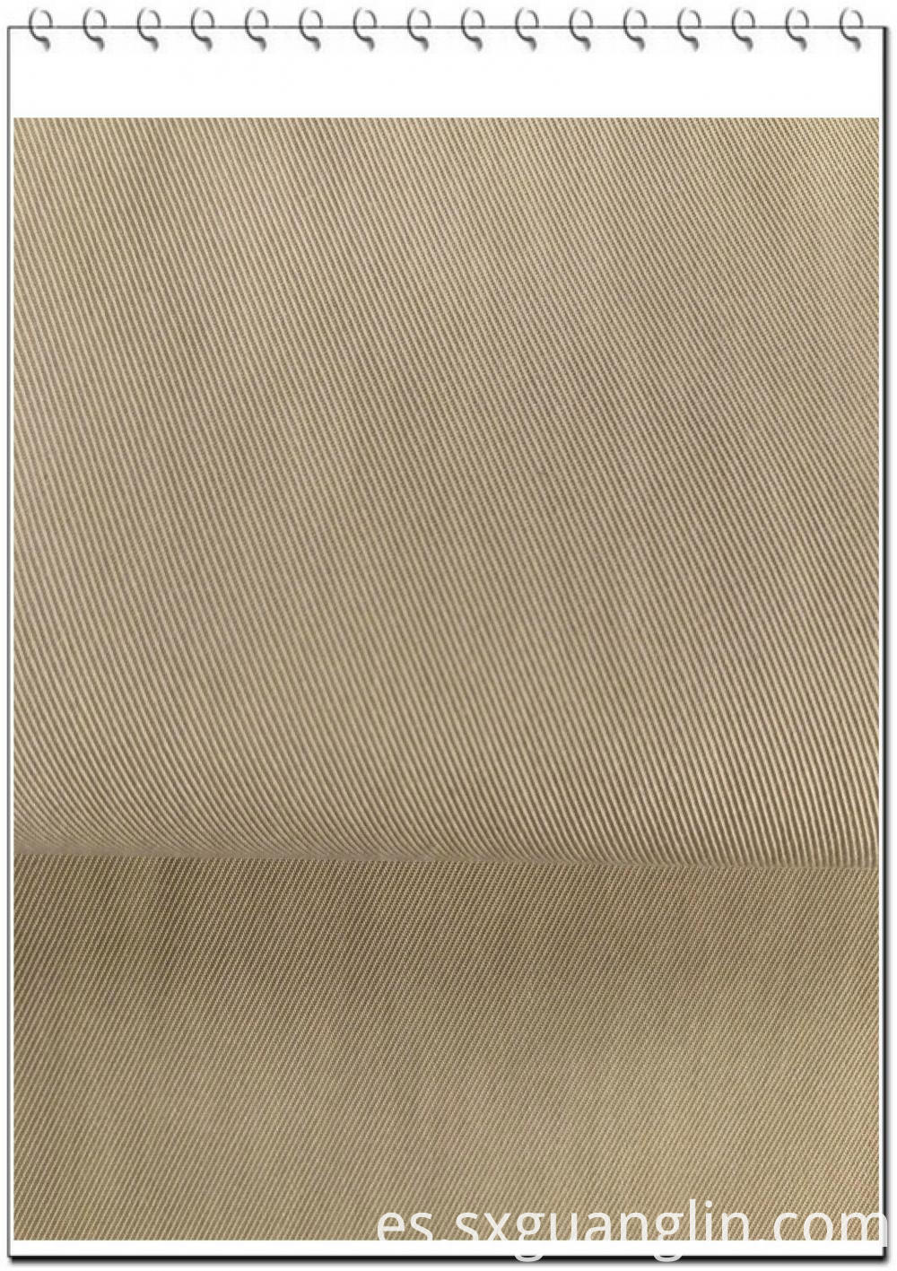 cotton nylin twill fabric