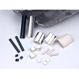 Block Arc Sintered NdFeB Magnets