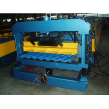 High Speed Roof Tile Roof Forming Machine