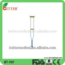 Aluminum Alloy height adjustable Underarm crutch
