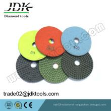 "Jdk 4"" Diamond Polishing Pads for Marble/Granite Tools"