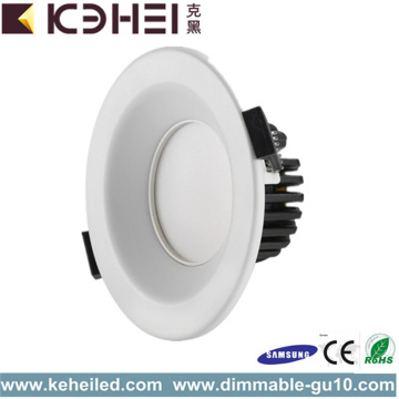 Downlights LED 3,5 polegadas branco 5W ou 9W