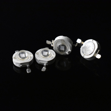 High Power 365nm UV LED 3W 120-graders