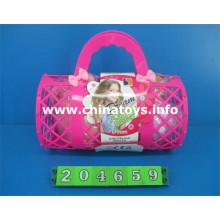 Nuevo juego de té plástico caliente vendedor de los juguetes de la educación (204659)