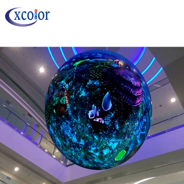 Nuovi prodotti Sfera LED Display P4 LED Ball