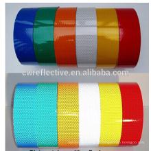 Fita reflexiva do brilho azul de 3M 983 para a segurança de advertência do carro feita em Guangdong China