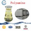 poliamina do polímero dos produtos químicos do tratamento da água