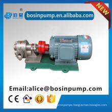 Manufacture gear pump structure oil usage industrial heat pump