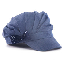 Mode Jeans Kinder Kinder Hüte für Mädchen