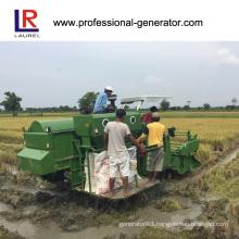 Longitudianl Axial Flow 88HP Rice Combine Harvester