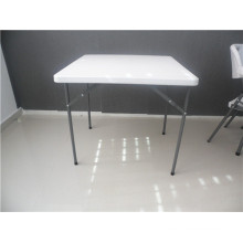 80cm Light-Weight Plastic Folding Square Table for Outdoor Use