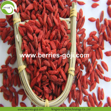 Factory Supply Fruit Vitaminen Kopers Goji Berry