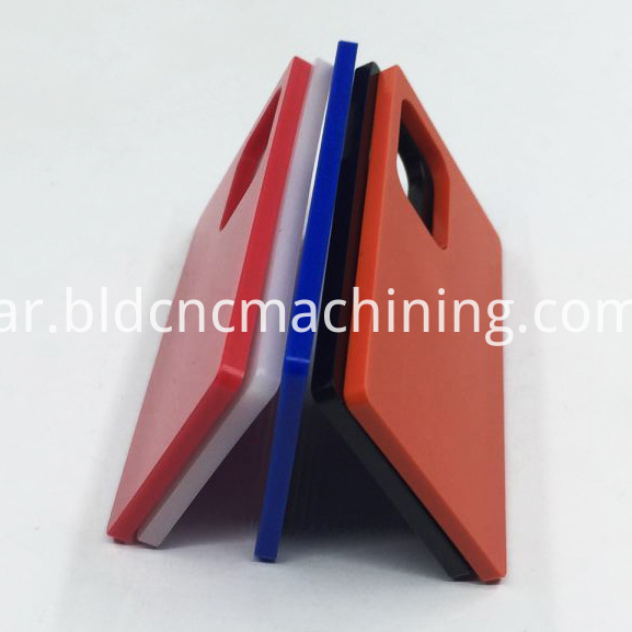 color POM plastic parts