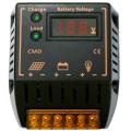 PWM 12V 24V 10A Solarregler Batterie Power System Controller mit Voltmeter