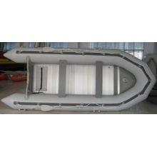 O barco inflável o mais vendido do PVC com CE
