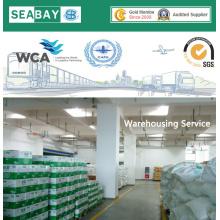 China Shipping Logistis para Suécia