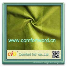 Forme el nuevo diseño bastante elegante tela barata de la cortina del poliéster