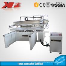 vacuum semi automatic silk screen printer