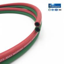 Класс Р 5/16 дюйма гибкий двойной линии сварка резиновый шланг 20бар