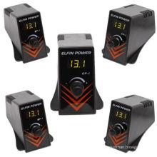 Новый черный цифровой дисплей Pro EP-1 для татуировки