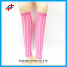 knee high sports socks, compression sleeve leg warmer