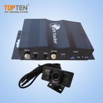 GPS Car Tracker with Camera, RFID, GSM GPS GPRS Tracking System (TK510-KW)