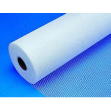 Red de fibra de vidrio de color blanco