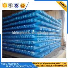 tissu bleu de pp de haute qualité