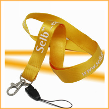 Strong Extra Thick Nylon Lanyard with Custom Logo for Show