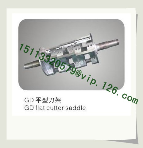 Flat Cutter Saddle for Flat Type Crushers