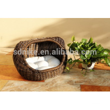 C-(9) hot sale rattan dog cage for sale cheap