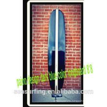 surfboard made in china paino design dark blue color longboard 8'8!~~