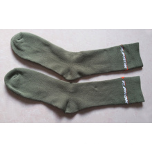 Hot Selling Cotton Military Socks
