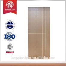 Porta de banheiro porta de design porta impermeável wpc à venda Escolha do fornecedor