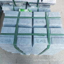 Cheap Silver White Zinc Ingot Zinc Metal Ingots with 99.99%