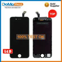 Venta caliente para iphone 6 lcd pantalla táctil digitalizador alta calidad para montaje de lcd de iphone 6