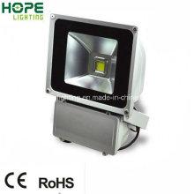 Lumière d'inondation extérieure imperméable protable extérieure élevée de 50W LED de puissance élevée de lumen