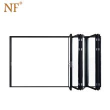 Roto hardware motorized balcony folding sliding door