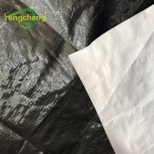 UV protect black and white panda film grow tent