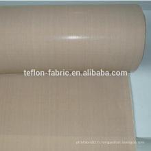 Bonne qualité Chine fabricant ptfe vente en tissu revêtu de verre