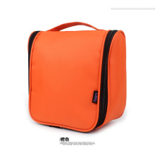 The Orange Color Wash Bag
