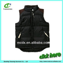 Venda quente novo estilo casaco casual roupas de criança