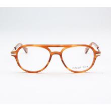 Montura de lentes ópticas amarillas de acetato de diseñador asequible de 2018 para montura de gafas de acetato de niñas