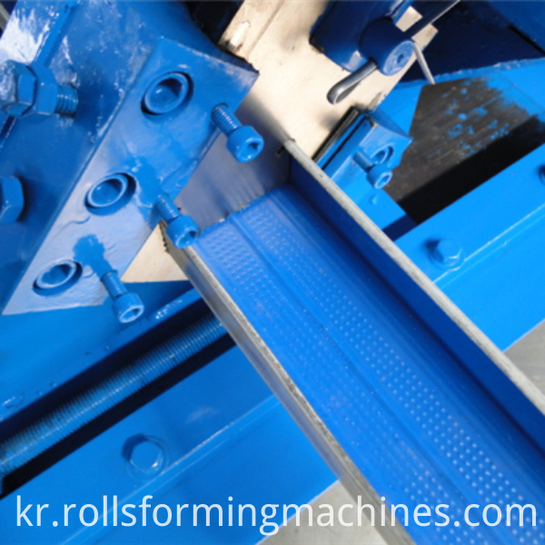 keel roll forming machine 1