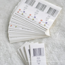 Экологичные стикеры для текстильной ткани