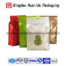 Sachet de thé en aluminium de grande étanchéité de FDA