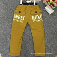 fashion baby boys jeans/thick jeans for winter