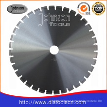 Diamond saw blade: 600mm laser saw blade for asphalt