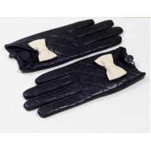 ZF5042 nuevo estilo Lady lavado guantes de PU de moda